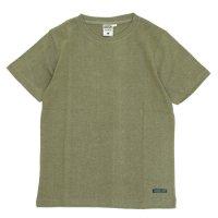 A HOPE HEMP(アホープヘンプ) Regular S/S Tee (ラットセージ)(Tシャツ)(無地TEE)