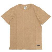 A HOPE HEMP(アホープヘンプ) Regular S/S Tee (トープ)(Tシャツ)(無地TEE)