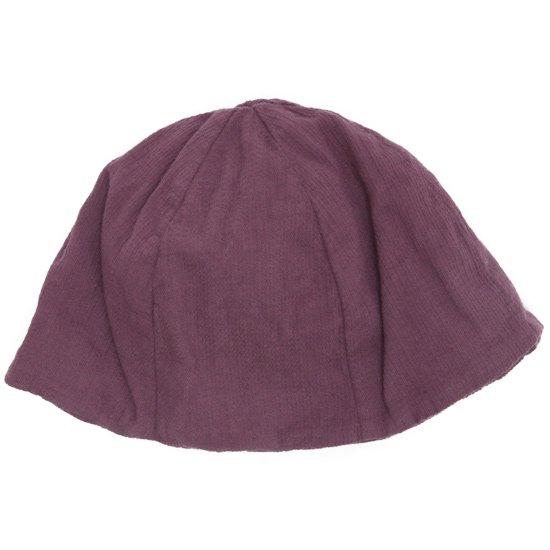 remilla(レミーラ) デコ帽 (アズキ)(ハット)(チューリップハット)