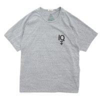 remilla(レミーラ) ドルマン デルタ TEE (グレイ杢)(Tシャツ)(切り替えTシャツ)