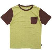 GO HEMP(ゴーヘンプ) COMBI MULTI BASIC S/SL TEE (ピスタチオ)(ベーシック ショートスリーブ TEE)(Tシャツ)