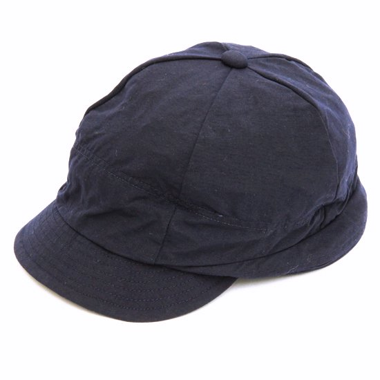 remilla(レミーラ) シコロ帽 (ダークネイビー)(キャップ)(日除け帽)