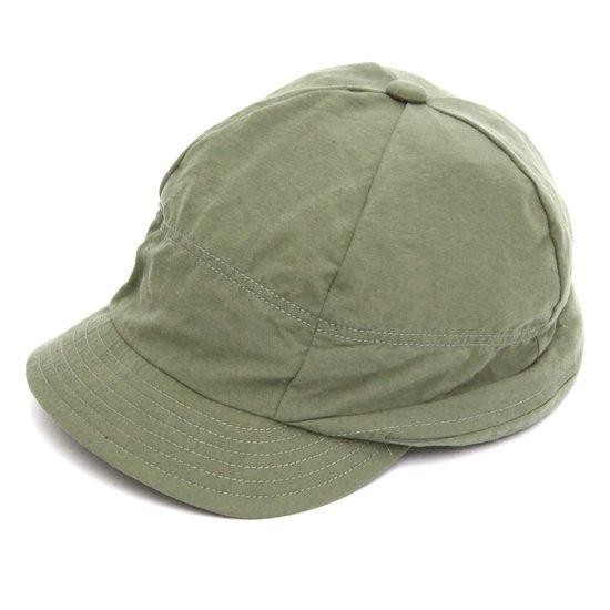 remilla(レミーラ) シコロ帽 (サンドカーキ)(キャップ)(日除け帽)