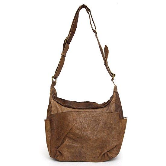 chahat(チャハット) SHOULDER BAG 005DC097 (ショルダーバッグ)(ビレッジレザー)