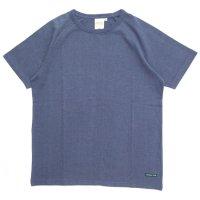 A HOPE HEMP(アホープヘンプ) ラグラン S/S Tee (ミッドナイト)(Tシャツ)(無地TEE)(ラグランT)