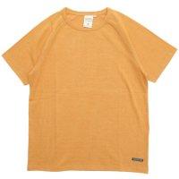 A HOPE HEMP(アホープヘンプ) ラグラン S/S Tee (デザートムーン)(Tシャツ)(無地TEE)(ラグランT)
