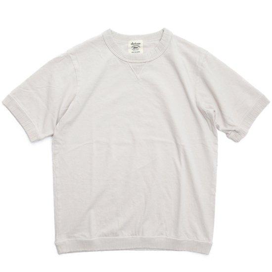 Jackman(ジャックマン) JM5632 Rib T-shirt (ベース)(リブTEE)