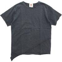 Nasngwam(ナスングワム) TRIPPER'S TEE (チャコール)(トリッパーズTEE)(Tシャツ)