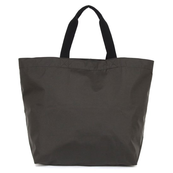 GREEN CLOTHING(グリーンクロージング) TOTE BAG (ブラック)(トートバッグ)(防水)