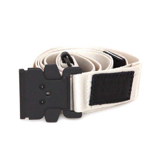 hobo(ホーボー) Nylon Tape Belt (アイボリー)(ナイロンベルト)