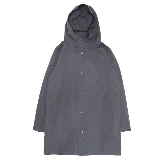 Jackman ジャックマン|JM8603 Jersey Coat (スミクロ)(ジャージコート)