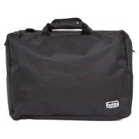 hobo ホーボー|Ripstop 3Way Briefcase 2Pocket (ブラック)(ブリーフケース 書類カバン)