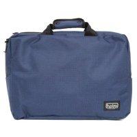 hobo ホーボー|Ripstop 3Way Briefcase 2Pocket (ネイビー)(ブリーフケース 書類カバン)