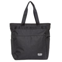 hobo ホーボー|Ripstop 2Way Tote Bag (ブラック)(トートバッグ ショルダーバッグ)