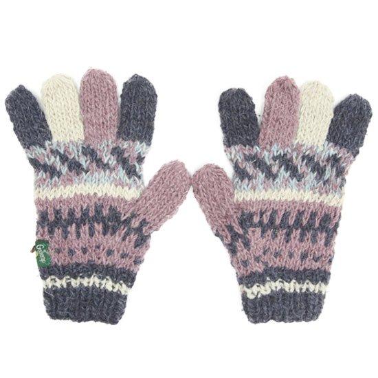 GO HEMP ゴーヘンプ|DUCKA GLOBE (ネイビー)(手袋)