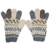 GO HEMP ゴーヘンプ|DUCKA GLOBE (グレイ)(手袋)