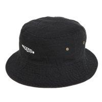 Nasngwam ナスングワム|AREA HAT (ブラック)(バケットハット エリアハット)