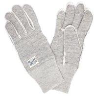 kepani ケパニ|Saguaro-2 裏起毛スウェットグローブ (ライトグレイ)(スマホも使える手袋)