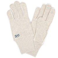 kepani ケパニ|Saguaro-2 裏起毛スウェットグローブ (オートミール)(スマホも使える手袋)