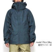 GREEN CLOTHING(グリーンクロージング) 17-18 HEAVY JACKET(鉄紺)