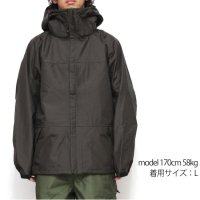 GREEN CLOTHING(グリーンクロージング) 17-18 HEAVY JACKET(D.BROWN)