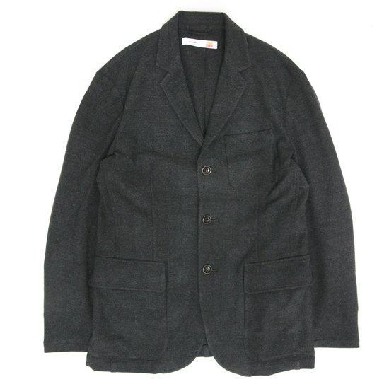 melple メイプル|ウィンターキャット 3B JACKET (チャコール)(伸縮性抜群のジャケット)