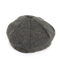 VOO ヴォー|BIG APPLE 改 (グリーン ウール)(ベレー帽)