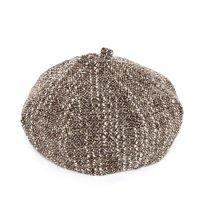 VOO ヴォー|BIG APPLE 改 (ブラウン ウール)(ベレー帽)