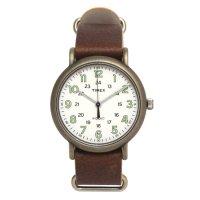TIMEX タイメックス|TW2P85700 Weekender Vintage (ブラス)(腕時計)