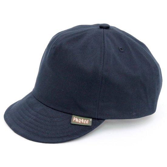 Phatee ファティ|PHAT CAP (ツイルネイビー)(ファットキャップ)