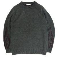 OWEN'S FACTORY オーウェンズファクトリー|STACY Sweater (フォレスト)(ステイシー セーター)