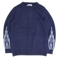 OWEN'S FACTORY オーウェンズファクトリー|STACY Sweater (ネイビー)(ステイシー セーター)