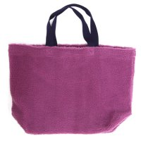 GREEN CLOTHING グリーンクロージング | CUSHION TOTE (CASSIS)(トートバッグ)(ボア)
