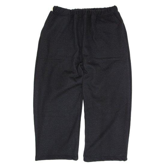 Phatee ファティー|BONTANG PANTS (ブラック)(イージーパンツ)