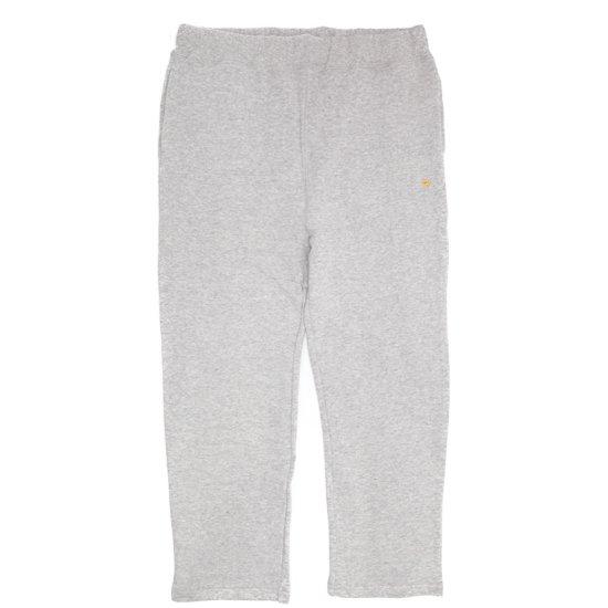 GO HEMP ゴーヘンプ|EASY SWEAT PANTS 17 (アッシュ)(スウェットパンツ)