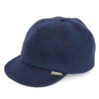 Phatee ファティ|HEMP CAP MELTON (メルトンネイビー)(ヘンプキャップ メルトン)