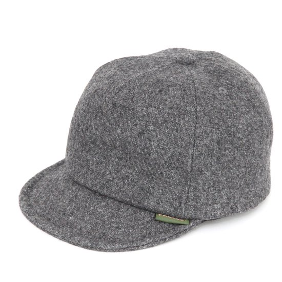 Phatee ファティ HEMP CAP MELTON (メルトングレイ)(ヘンプキャップ メルトン)