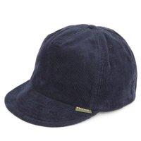 Phatee ファティ|HEMP CAP CORDUROY (コールネイビー)(ヘンプキャップ コーデュロイ)