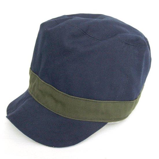 hug ハグ|reversible CAP (ネイビー)(リバーシブルキャップ)