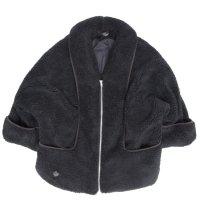 ALDIES アールディーズ|Bonds Short Coat (ブラック)(半纏 ユニセックスアイテム)