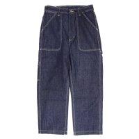 GO WEST ゴーウェスト|UNIQUE DIY PANTS (ワンウォッシュ)(ワイドパンツ)