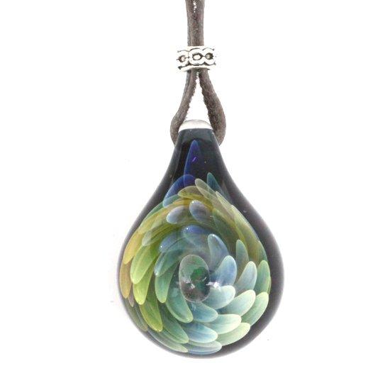 Taiga Glass タイガグラス|GLASS PENDANT (712-TG595)(ガラスアクセサリー)