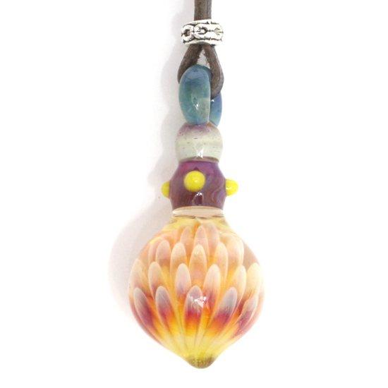 Taiga Glass タイガグラス|GLASS PENDANT (712-TG576)(ガラスアクセサリー)