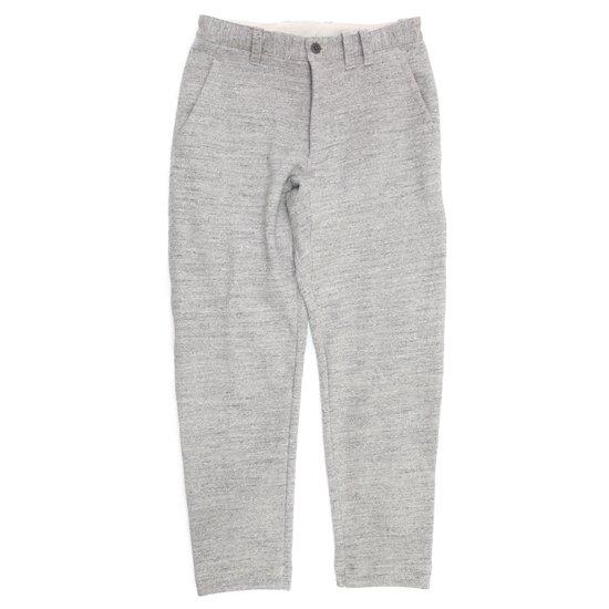 Jackman ジャックマン|JM7913 GG Sweat Trousers (ヘザーグレイ)(スウェットトラウザース)