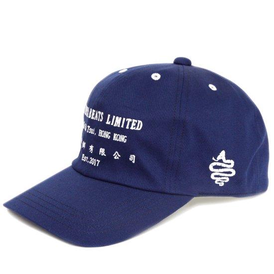 ALDIES アールディーズ Utopia Cap (ネイビー)(ユートピアキャップ)
