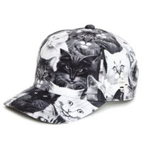 ALDIES アールディーズ|Cat Cap (ブラック)(キャットキャップ)