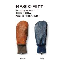 GREEN CLOTHING グリーンクロージング【予約商品】9月〜11月入荷予定|18-19 MAGIC MITT (グローブ)