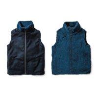 GREEN CLOTHING グリーンクロージング【予約商品】9月〜11月入荷予定|18-19 BOA VEST (ボアベスト)
