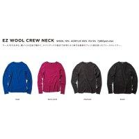 GREEN CLOTHING グリーンクロージング【予約商品】9月〜11月入荷予定|18-19 EZ WOOL CREW NECK (ファーストレイヤー)