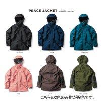 GREEN CLOTHING グリーンクロージング【予約商品】9月〜11月入荷予定|18-19 PEACE JACKET (ピースジャケット)